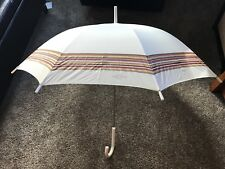 Vintage Italian Umbrella Made in Firenze Italy Donna GHERARDINI Rare