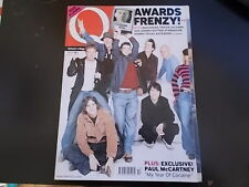 Green Day, Nirvana, Paul McCartney - Q Magazine 2001
