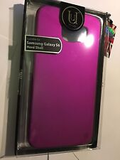 Samsung Galaxy S6 Hard Shell Case in Purple UUSGS6PCHS08 by UUnique of London
