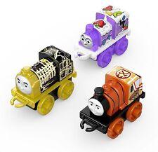 Thomas & Friends - Minis Toy Train 3 Pack - Sports Bash, Hiro, Charlie - DGW18