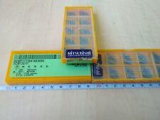 MITSUBISHI DCMT 11T304 NX3035 10 PCS ORIGINAL CARBIDE INSERTS