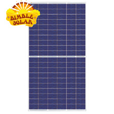 330W Canadian Solar Half Cell Panels - New A grade Panel - Super High Power Poly