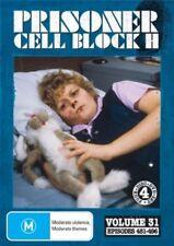 E44 BRAND NEW SEALED Prisoner Cell Block H Vol 31 : Eps 481-496 (DVD 4-Disc Set)