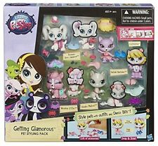 Littlest Pet Shop Getting Glamorous Pet Styling Pack by Hasbro - New In Box
