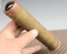 Collection of  vintage brass dragon kaleidoscope