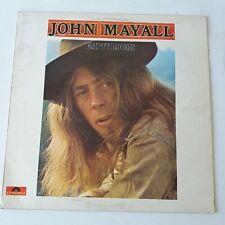 John Mayall - Empty Rooms - Vinyl LP UK 1st Press A//1 B//1 EX/EX+