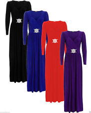 Unbranded Polyester Machine Washable Maxi Dresses for Women