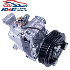 Air Conditioning AC Compressor for Mazda 6 GG GY 2.3L Petrol L3-VE 2002-2008