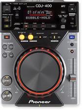 Pioneer CDJ-400 digital CD/MP3/USB scratch media player deck