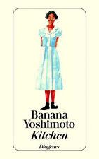 Kitchen von Banana Yoshimoto - Diogenes, gebunden, Leinen
