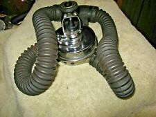"Vintage Aqua Lung Da ""aqua master"" 2 stage regulator w/double hose, Scuba"
