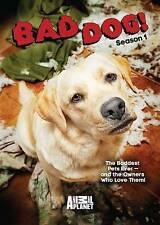 BAD DOG! - SEASON 1 (Animal Planet) DVD [V19]