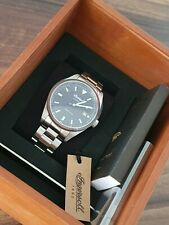 Ingersoll Herren Uhr Armbanduhr mit Edelstahlarmband/silber The Reliance I05502