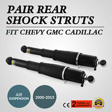 2PC fit Chevy fit GMC Cadillac Pair Air Ride Suspension Shocks Struts