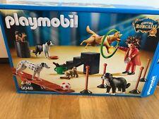PLAYMOBIL – Cirkus Roncalli – Hunde-Dressur (9048)
