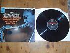 John Coltrane Original LP The John Coltrane quartet plays