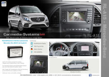 Rückfahrkamera Nachrüstung RFK Interface Mercedes Vito W447 mit Audio15