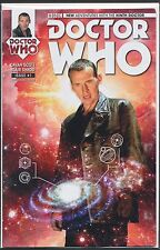 DOCTOR WHO #1 FCG/4CG RARE LIMITED EDITION VARIANT Christopher Eccleston 9th Dr.