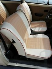 Liners Seats Car Tailored Volkswagen Beetle Beetle all Series #