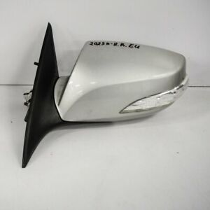 HYUNDAI GENESIS Coupe Front Left Door Wing Mirror 7 Pin E13027375 LHD 2014