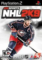 NHL 2k9 ( PS3 Sony Playstation 3 ) TESTED