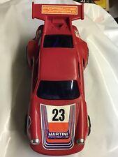 CLASSIC Red MARTINI PORSCHE 935 TURBO -REMOTE CONTROL CAR ? - 1/12 SCALE
