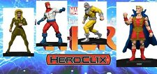 Marvel Heroclix The Mighty Thor 042 TYRANNUS Rare & 015 THENA 016, 032 BULLDOZER