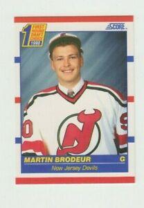Martin Brodeur Rookie 90-91 Score American 1990-91