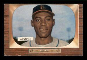 1955 Bowman Set Break #257 Tom Alston EX *OBGcards*