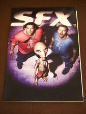 SFX COLLECTORS #205 - PEGG! FROST! PAUL! -March 2011