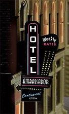 Hotel-Motel Series Animated Neon Sign- Ho&N Scales Lights Blinks-Left Version