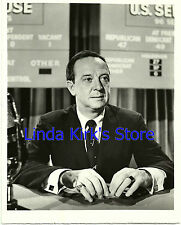 """John Daly Promotional Photograph """"Election Coverage 1958"""" ABC-TV 1958"""