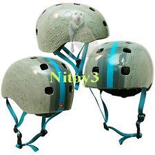 """Schwinn Wood Grain Burst Bike-Skate Helmet Men One Size: 21-1/4 _ 24-3/4"""""""