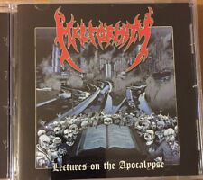 MALFORMITY Lectures On The Apocalypse CD
