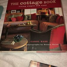 The Cottage Book/afield Guideto American Houses/the Visul Dictionery Of American
