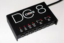 CIOKS DC8 Guitar Pedal Power Supply!! DC 8
