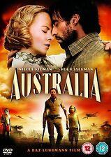 Australia (2009)  David Wenham, Hugh Jackman, Nicole Kidman NEW UK REGION 2 DVD