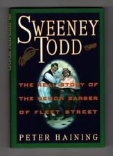 Sweeney Todd by Peter Haining (First Thus)