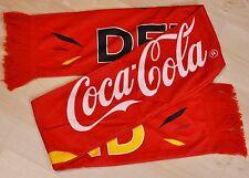 Coca-Cola Coke Schal Fanschal Deutschland