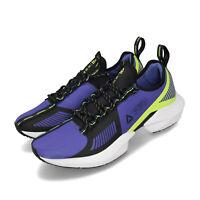 Reebok Sole Fury TS Purple Black Neon Lime Mens Running Shoes DV9289