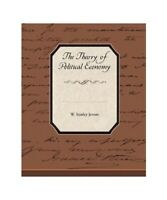 W. Stanley Jevons The Theory Of Political Economy