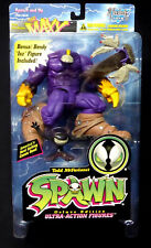 Maxx and Bendy Black Isz Action Figure Spawn Series 4 McFarlane Toys New 1996