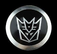 NEW Auto Car / Motor Transformer 55MM Logo Emblem Badge Sticker Decal Chrome