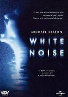 White Noise DVD Nuovo Sigillato Michael Keaton N