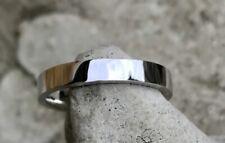 Platinum Gents Wedding Band/Ring (5 grams size N)