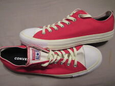NWOB Converse Chuck Taylor All Star LOW SIZE 11 CUSTOM RED BRAND NEW