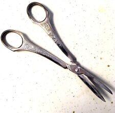 Antique Grasoli Scissors, Heirloom Quality, D2 Top
