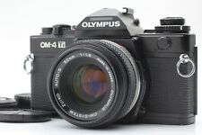【Exc 5】 Olympus OM-4TI 35mm SLR Film Camera w/ 50mm f/1.8 Lens JAPAN #518