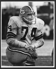 1967 HENRY JORDAN GREEN BAY PACKERS  ALL TIME GREAT LEGEND 8X10
