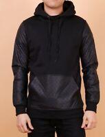 Sweat-Shirt Homme Oversize à Capuche - Oblique - Taille M à 2XL -